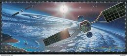 Nations Un Ies Vienne YV 305/6 MNH + BF 10 1999 Satellite - Wien - Internationales Zentrum