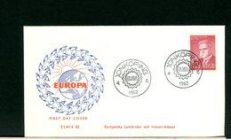 SVEZIA - ELMIA 1962 - Elmia Exhibition And Convention Centre Is A Trade Fair In Jönköping, Sweden - Usines & Industries