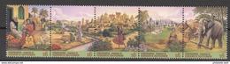 Nations Unies Vienne YV 209/3 MNH 1996 Habitat - Wien - Internationales Zentrum