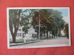 Upper Union Street  Schenectady   New York   Ref 3232 - NY - New York