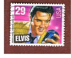 STATI UNITI (U.S.A.) - SG 2769 - 1993 ELVIS PRESLEY, ROCK SINGER    - USED - Verenigde Staten