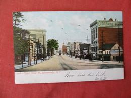 Upper State Street  Schenectady   New York   Ref 3232 - NY - New York