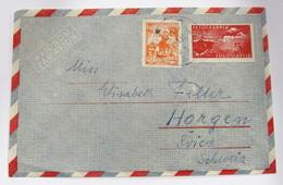 Yugoslavia 555A - Lettres & Documents