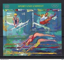 Nations Unies Vienne YV BF 7 MNH 1996 - Wien - Internationales Zentrum