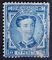 1876, King Alfonso Xll, Alphonse Xll, Kingdom, Spain, España - 1875-1882 Königreich: Alphonse XII.