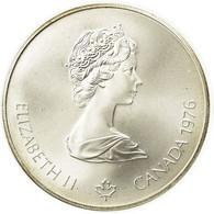 Monnaie, Canada, Elizabeth II, 5 Dollars, 1976, Royal Canadian Mint, Ottawa - Canada