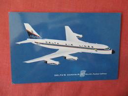 Delta's Convair 880 World's Fastest Jetliner >   Ref 3232 - 1946-....: Modern Era