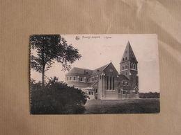 BOURG LEOPOLD Eglise LEOPOLDBURG Kerk Province Limbourg Provincie Limburg België Belgique Carte Postale Postcard - Leopoldsburg