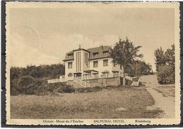 Orroir  -  Mont De L'Enclus - Kluisberg  *    Balmoral Hotel  (Vanderstraeten - Dermauw)  (CPM) - Kluisbergen