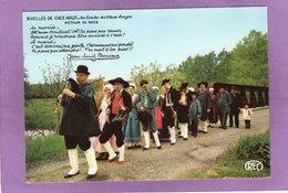 18 EN BERRY Groupe Folklorique Les Thiaulins De Lignières - Autres Communes