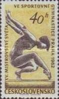 USED STAMPS Czechoslovakia - Sports Events Of 1962 - Czechoslovakia