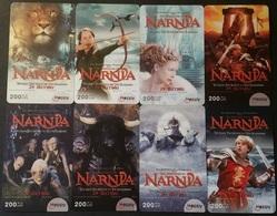 8 Mobilecards Thailand - Happy  - Movie,Film,cinema  - Narnia - Thaïland