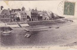 Saint Valery Sur Somme, Le Quai Blavet (pk57493) - Saint Valery Sur Somme