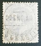 1879, King Alfonso Xll, Alphonse Xll, Kingdom, Spain, España - 1875-1882 Königreich: Alphonse XII.