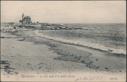 QUIBERON - La Villa Rodel Et La Pointe D'Uville - Quiberon