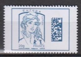 2015-N°4975**MARIANNE DATAMATRIX T.V.P. EUROPE - France