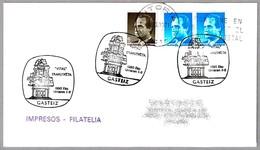 PORTADA PALACIO DE ESCORIAZA ESQUIBEL - Vital Erakusketa. Vitoria-Gasteiz 1990 - Arquitectura
