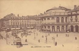 Rennes, Le Théâtre (pk57499) - Rennes