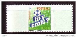 2010-N°RP1 FOOTBALL.IMPRIME RECTO-VERSO - France