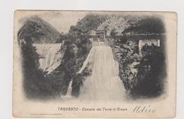TARCENTO (UDINE),  Cascata Del Torre In Crosis - F.p. - Anni 1910 - Udine