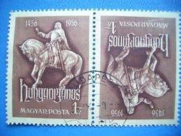 Hungary,1956, János Hunyady, Monument, Famous Persons, Horse, Swors, Military - Hungary