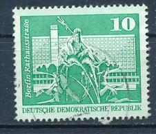 DDR Mi. 1843 Type I D Gest. Berlin Neptunbrunnen - DDR