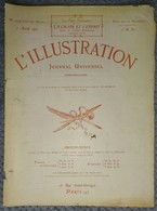 L'Illustration 4074 2 Avril 1921 Rugby France-Angleterre Colombes/Viviani/Irlande/Insurrection Cronstadt/Oural à Pékin - Zeitungen