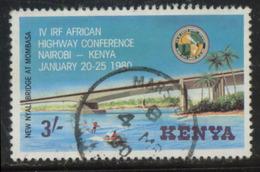 Kenya Highway 3SH Fine Used - Kenya (1963-...)