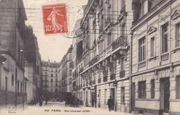 Paris, Rue Clairaut, XVIIe (pk57512) - Frankrijk