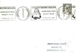 POSTMARKET ESPAÑA  1988 TORTOSA - Cristianismo