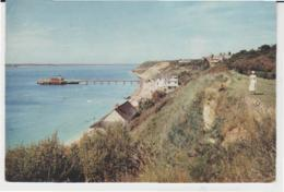 Postcard - Totland Bay,Isle Of Wight - Posted But Date Unreadable Very Good - Cartes Postales