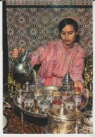 Postcard - Scenes Et Types Du Maroc - Tea Time - Unused Very Good - Cartes Postales