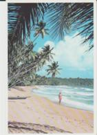 Postcard - Manzanilla Beach On The East Coast, Trinidad - Unused Very Good - Cartes Postales