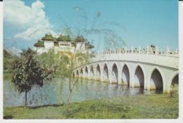 Postcard - Chinese Garden - Yu Hwa Yuan Jurong Town, Singapore No..6 - Unused Very Good - Cartes Postales