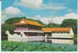 Postcard - Chinese Garden - Yu Hwa Yuan Jurong Town, Singapore - Unused Very Good - Cartes Postales
