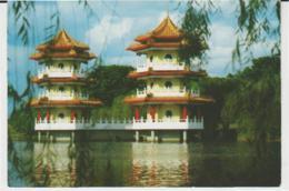Postcard - Yu Hwa Yuan Chinese Garden Singapore Card No..s8221 - Unused Very Good - Cartes Postales