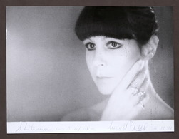 Opera Balletto - Autografo Della Ballerina Anna Maria Prina - 1981 - Autografi