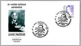 LOUIS PASTEUR 1822-1895. Querceta, Lucca, 2012 - Química