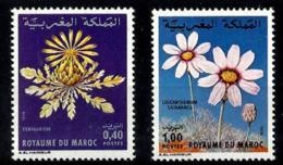 Marruecos Nº 837/8 En Nuevo - Maroc (1956-...)
