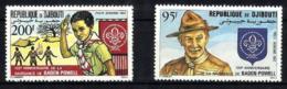 Dijibouti A-169/70 En Nuevo - Yibuti (1977-...)