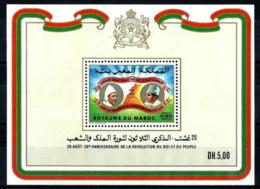 Marruecos HB 12 En Nuevo - Maroc (1956-...)