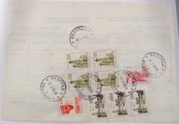 Yugoslavia 797-862(4)-67(3)-1073 - Lettres & Documents
