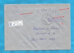 2000  LOPARE  75240  RECCO BRIEF INTERESSANT BOSNIA REPUBLIKA SRPSKA - Bosnie-Herzegovine