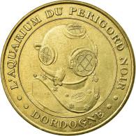 France, Jeton, Jeton Touristique, Le Bugue - Aquarium N°1, 2002, MDP, TTB - France