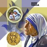 Togo. 2019 Mother Teresa. (0158b)  OFFICIAL ISSUE - Mother Teresa