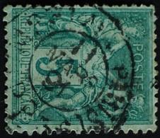 -Sage N°75 Type Ll. O PARIS-JOURNAUX 11 Mars 1891 - 1876-1898 Sage (Type II)