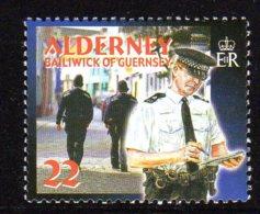 2003 Alderney,Police - Alderney
