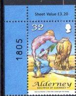 2007 Alderney, Chameau, Camel, Kipling - Alderney