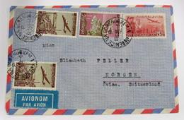 Yugoslavia Aéreo 17(2)-18 - Lettres & Documents