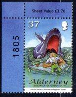 2007 Alderney, Baleine, Wale, Kipling - Alderney